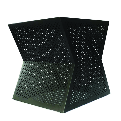 MUSHARABIAH TABLE/STOOL | METAL