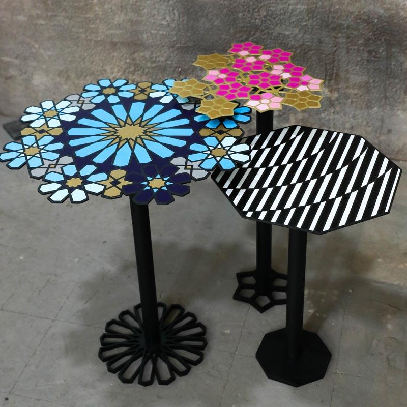 SHRINE TABLE | BRASS | METAL |...